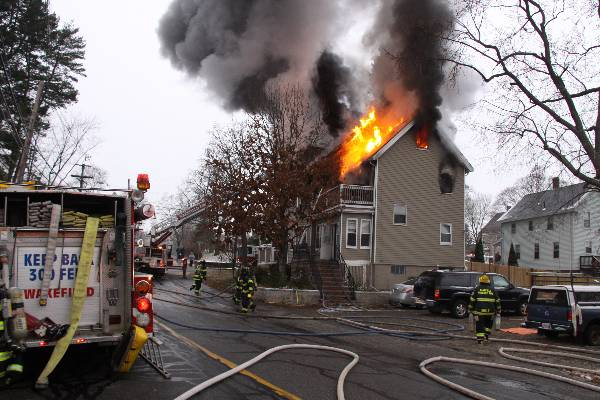 P O By Doug Boudrow Wakefield Firefighters